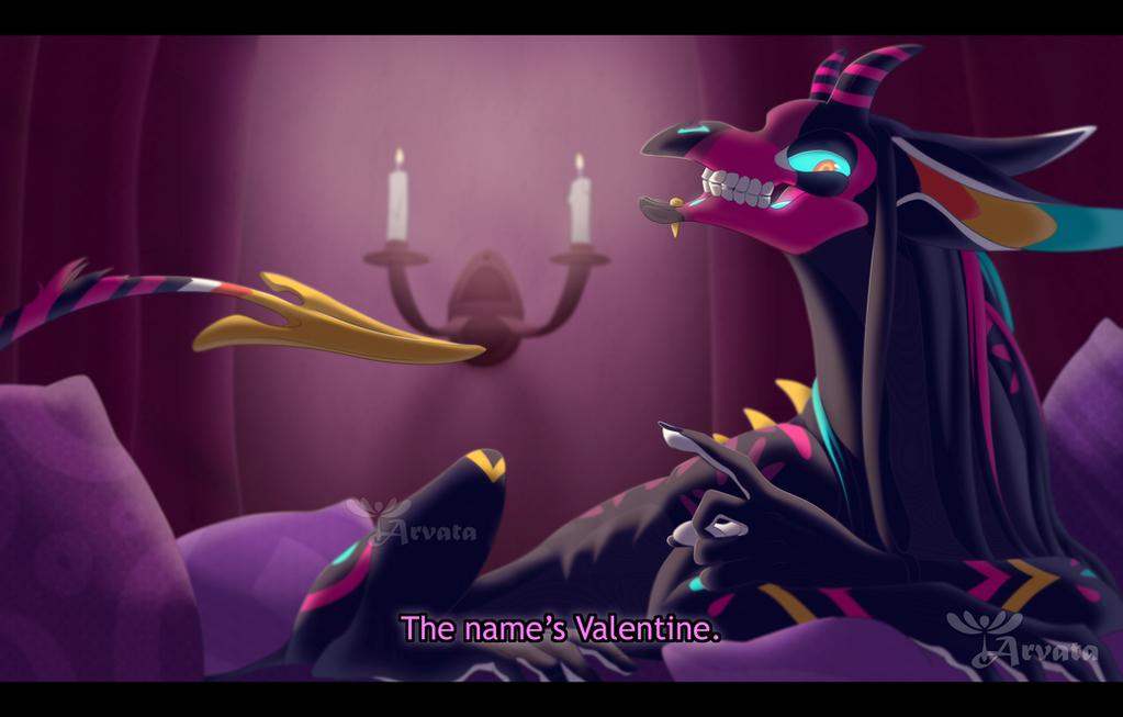 CM: The Casanova by Arvata