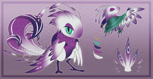Birdfolk MYO: Jade by Arvata