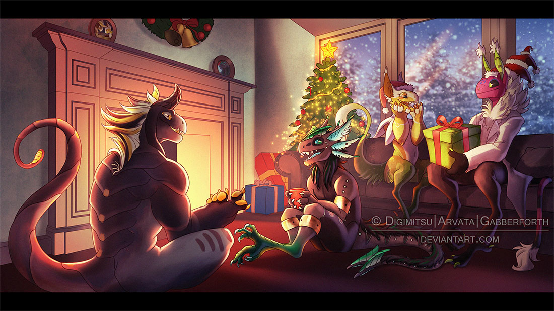 Collab: Christmas Cheer by Arvata