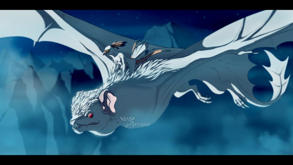 AT: Midnight Flight by Arvata