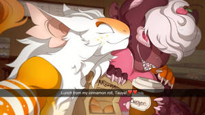 CM: Selfie at the Cafe by Arvata