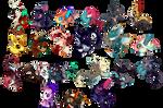 YGH: Chibi Bundle - Batch 1