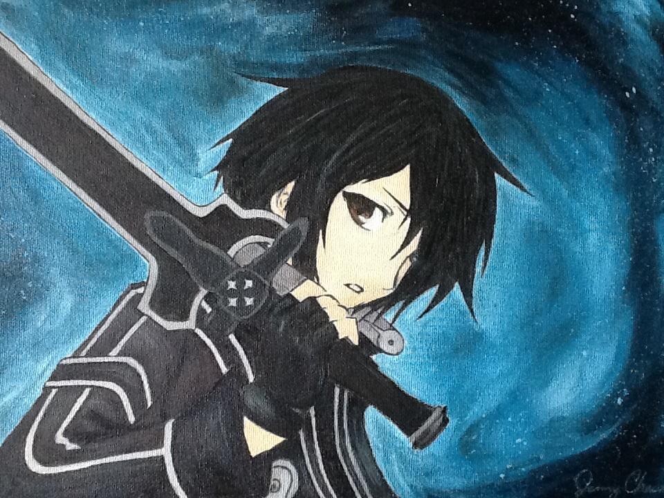 Sword Art Online by KittieCakes