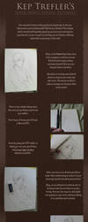 Super Simple Inking Tutorial by Kep-Trefler