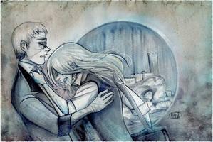 Watercolour by Kep-Trefler