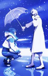 MMDxDMMD | Aoba-san....? | by Sir-Tamachee