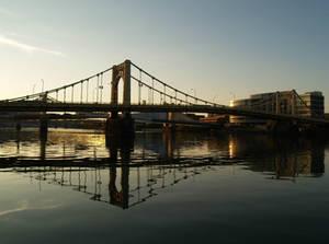 The Bridgiest City