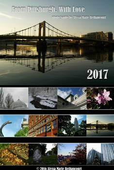 From Pittsburgh, With Love 2017 Calendar