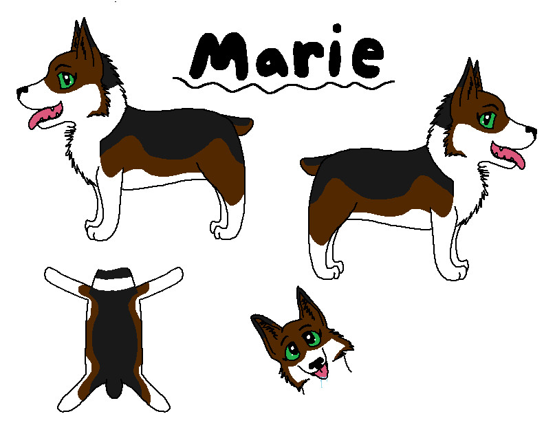 New Marie by Amberbomb