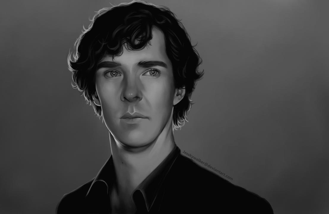 Sherlock by jesskywalker