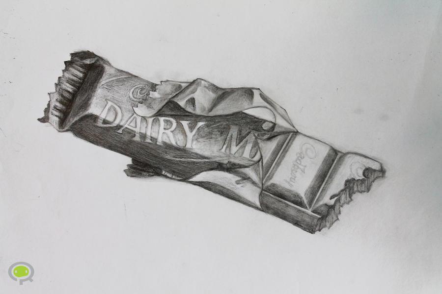 Cadbury Chocolate By Crystal Ross On Deviantart