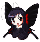 chibi render Accel world  render by: yuri-senpai