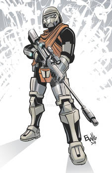 SWTOR Gevrick Commission - EW