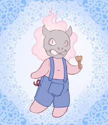 [ CeeSee ] Little Piggy by theNekk