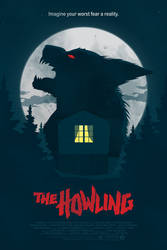The Howling Movie Poster by LaFabriqueDePosters