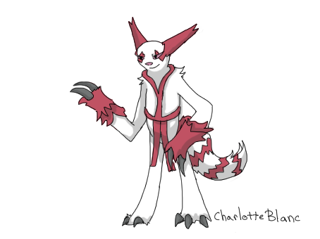 the gallery for gt zangoose mega evolution