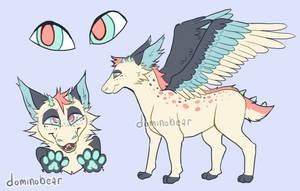 Dutch angel dragon adopt [SOLD]