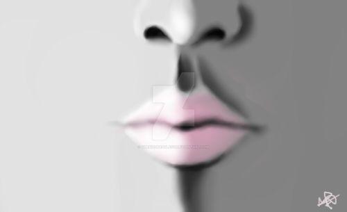 lips by TheMadnessLady