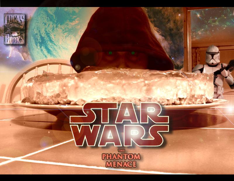 Star Wars vs Pie Menance