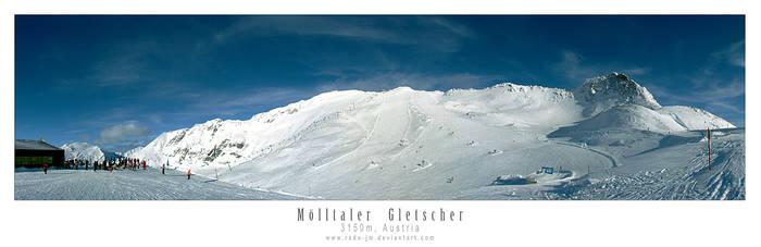 Molltaler Gletscher 3150m by radu-jm