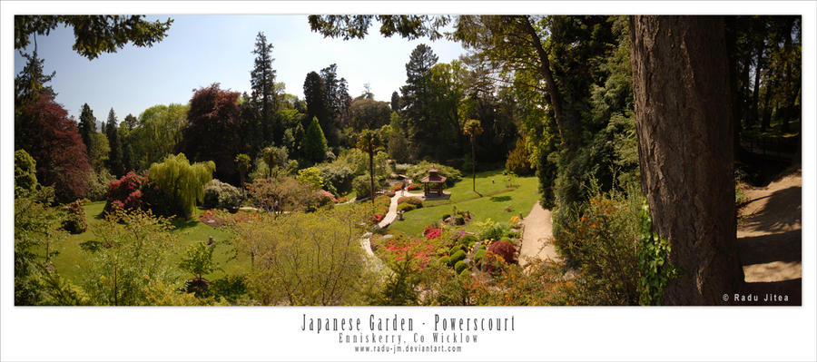 Japanese Garden, Powerscourt