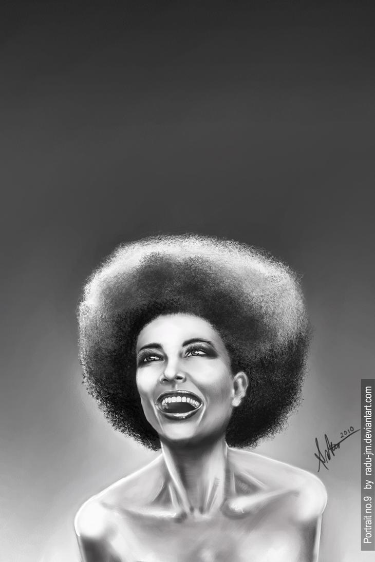 Portrait no.9 by radu-jm