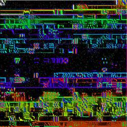 Glitch Space Explorer by internetshadow0000