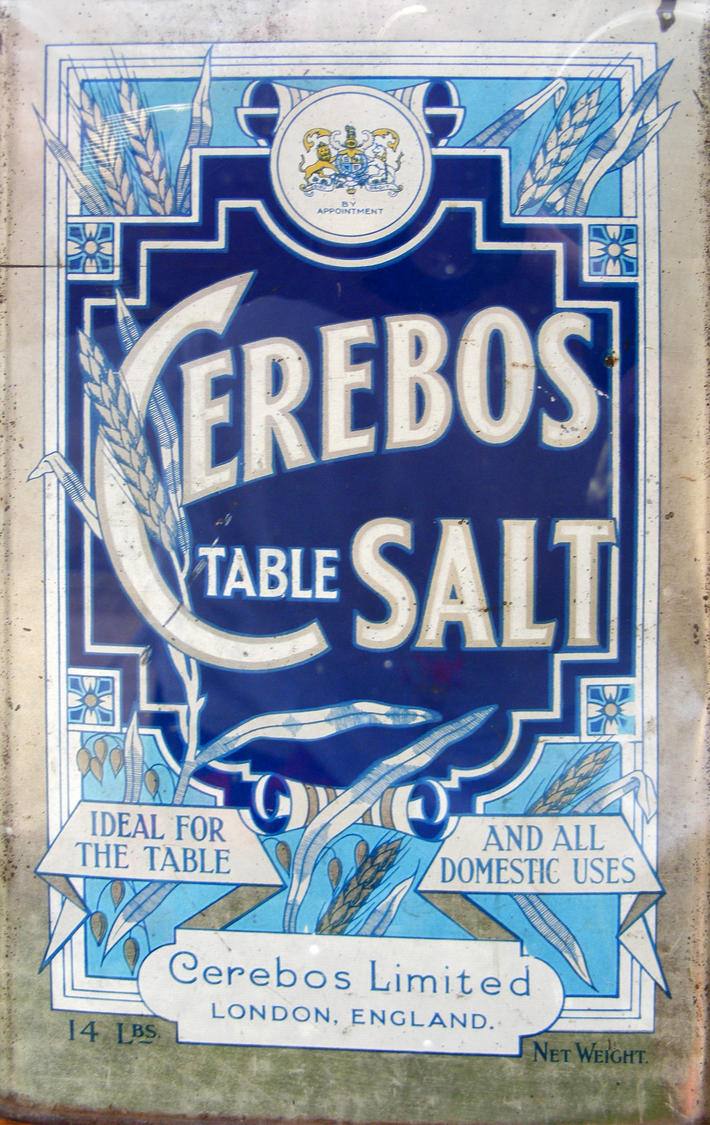 Cerebos Table Salt by s-kmp