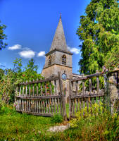 The Church at Swerford 02 by s-kmp