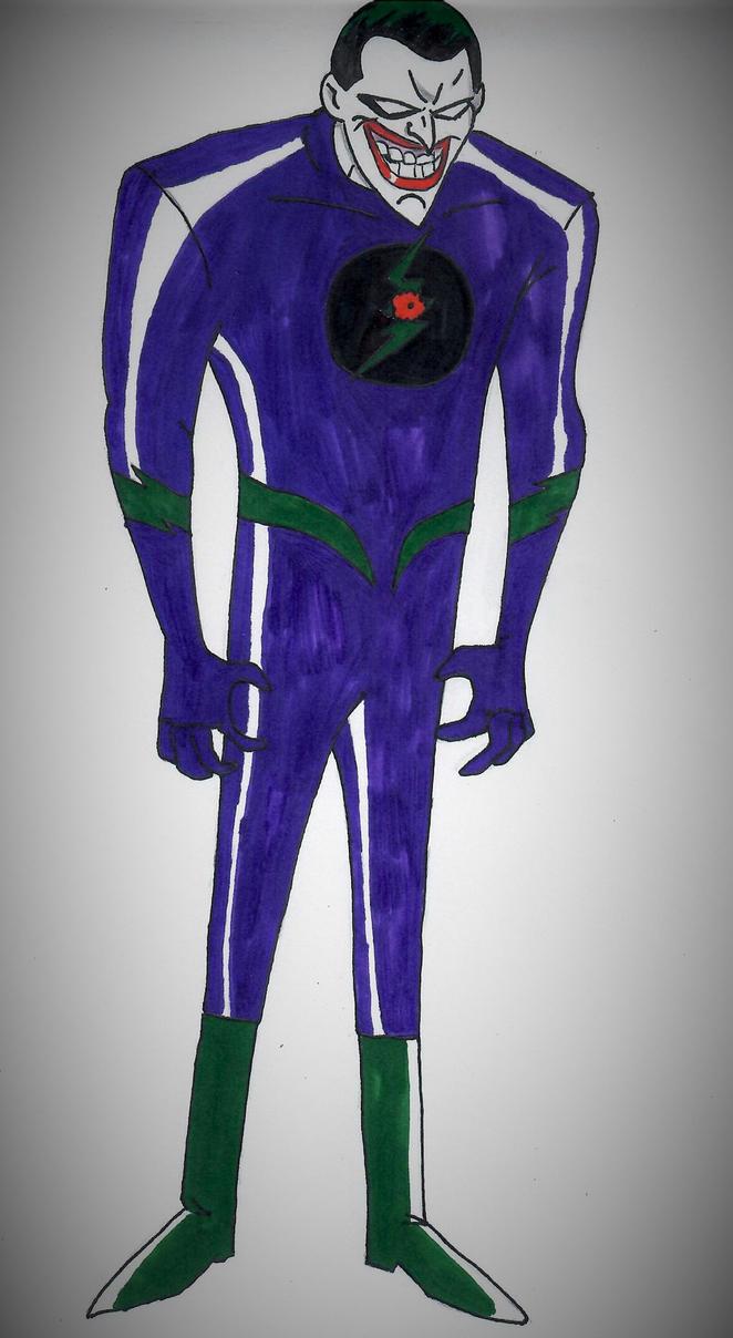 Joke-Zoom (Joker + Zoom) by ElvisPresleyFan3577