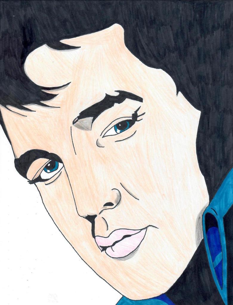 Elvis Presley by ElvisPresleyFan3577