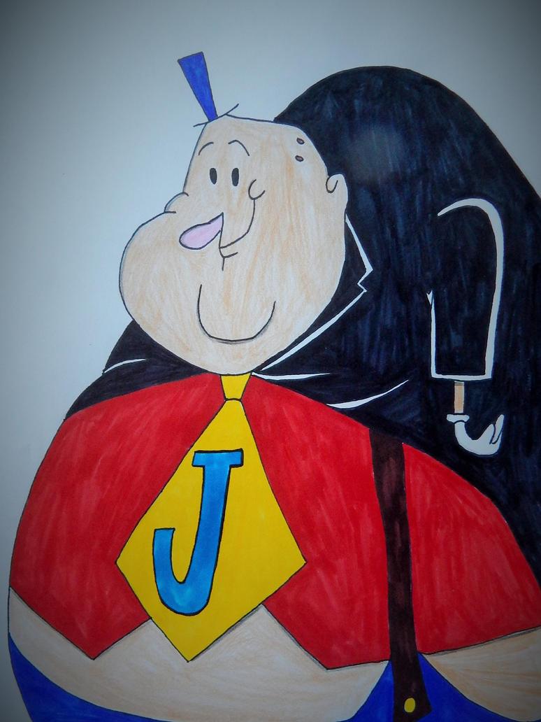 Jiminy Lummox by ElvisPresleyFan3577