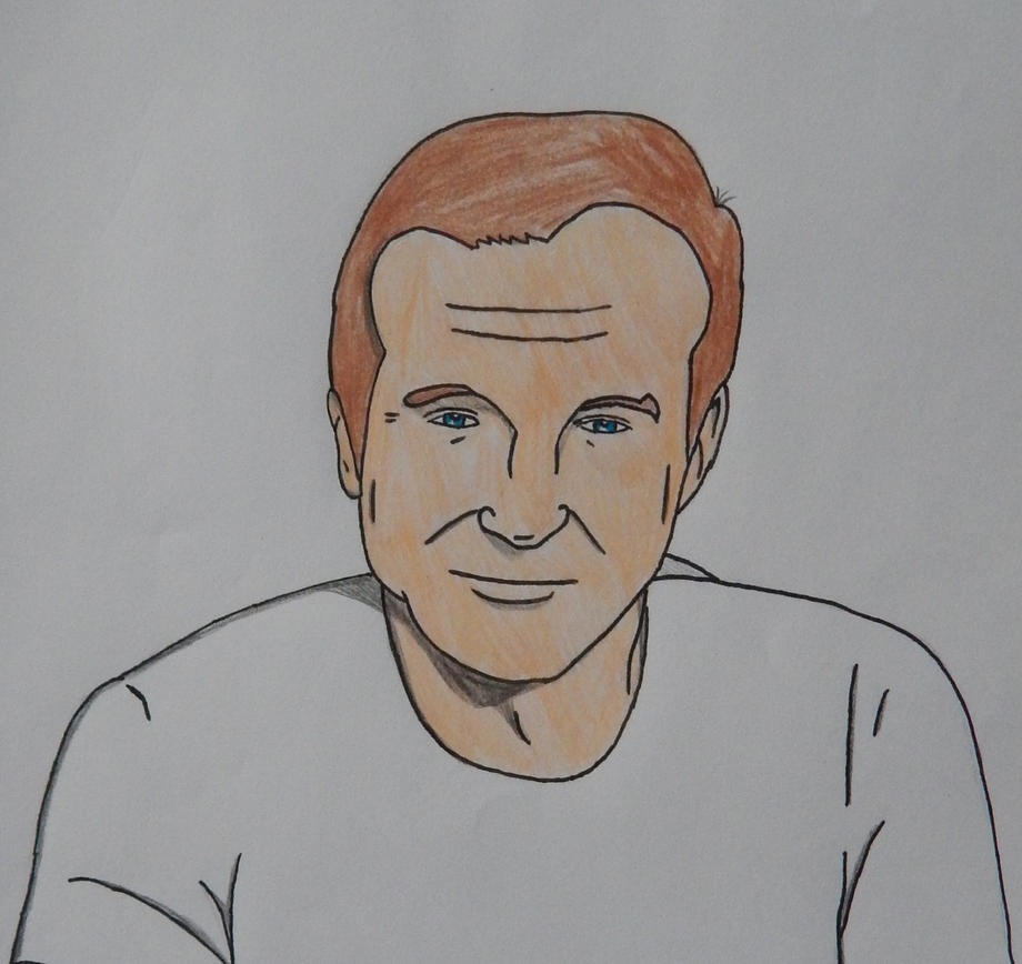 Robin Williams by ElvisPresleyFan3577