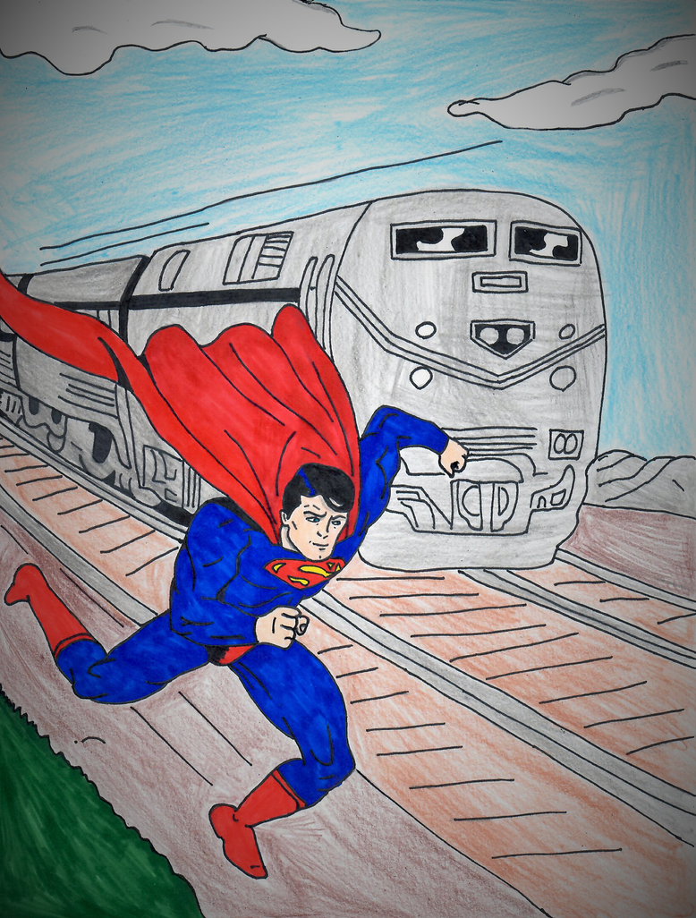 More powerful than a locomotive by ElvisPresleyFan3577