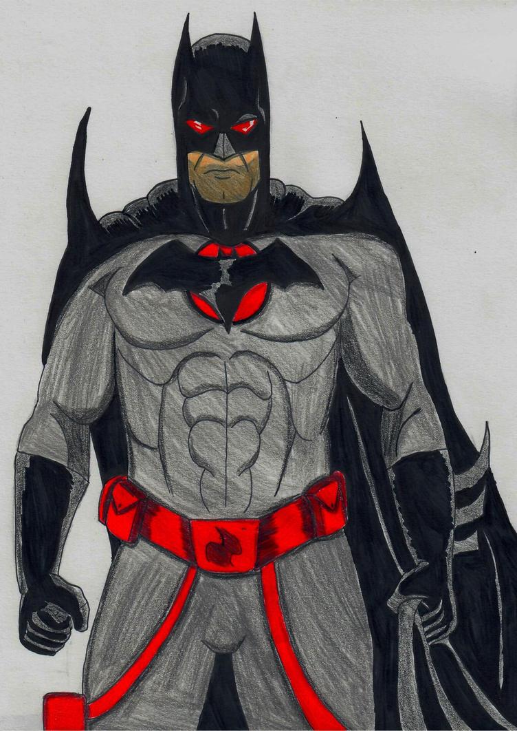 Batman (Thomas Wayne) by ElvisPresleyFan3577