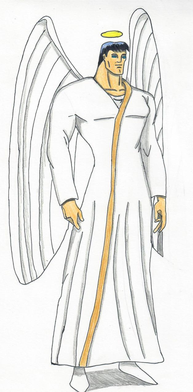 Angel by ElvisPresleyFan3577