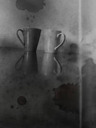 Raindrops in my coffee by monsterlienchen