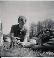 adam emiel and my new camera by monsterlienchen