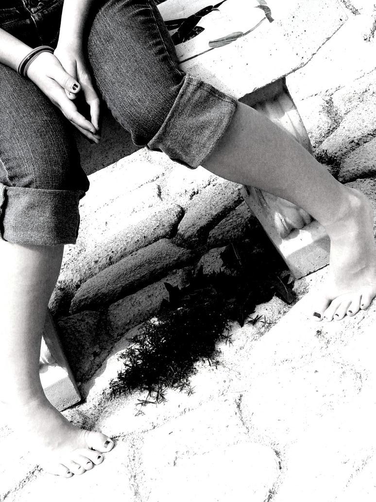feet by kids