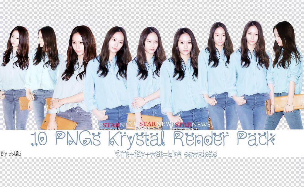 10 PNGs Krystal Rnder Pack #1 by ngangiang38