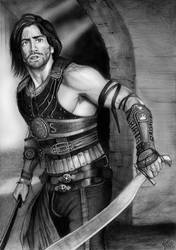 Dastan - The Prince of Persia by NOOSBORN