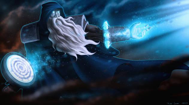 World of Warcraft Titan Norgannon by NOOSBORN