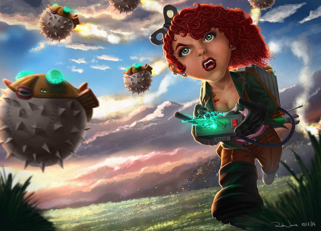Hearthstone - Gnome flying blowfish pump!