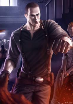 Resident Evil Jake Muller