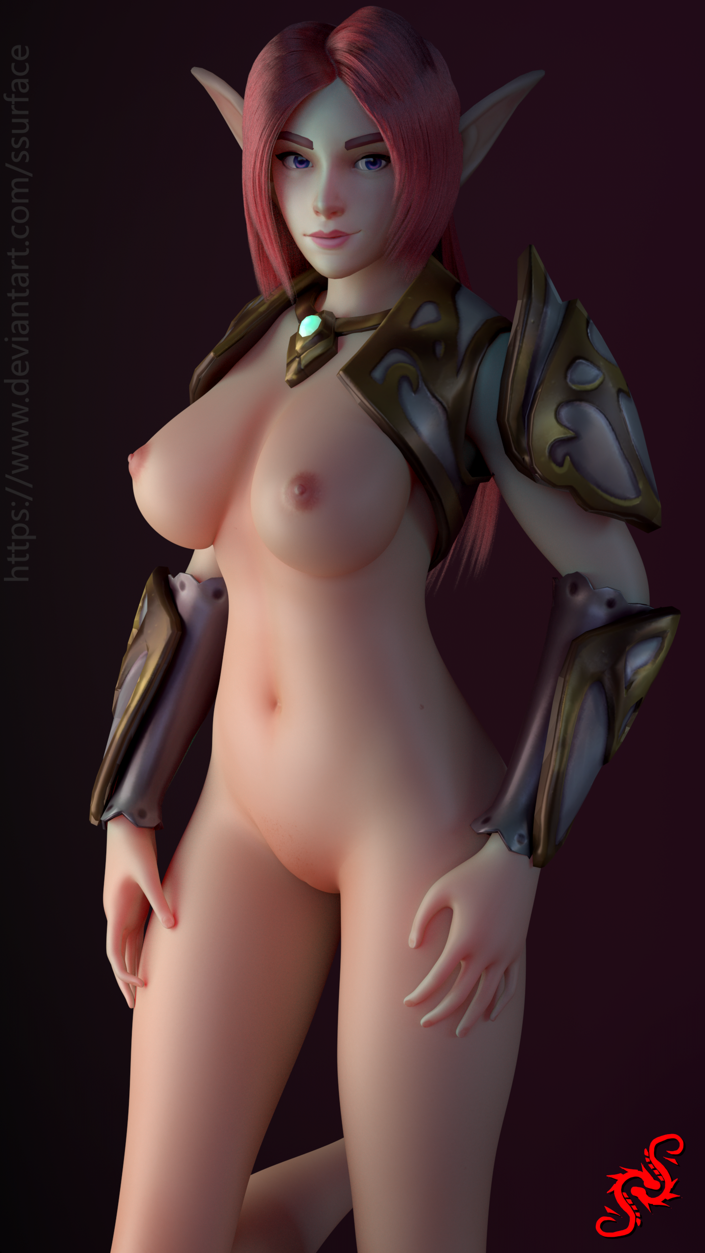 high-elf-nude
