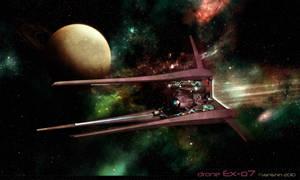 Drone Ex-o7 by Vanishin
