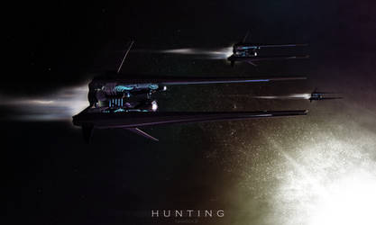 Hunting drone color
