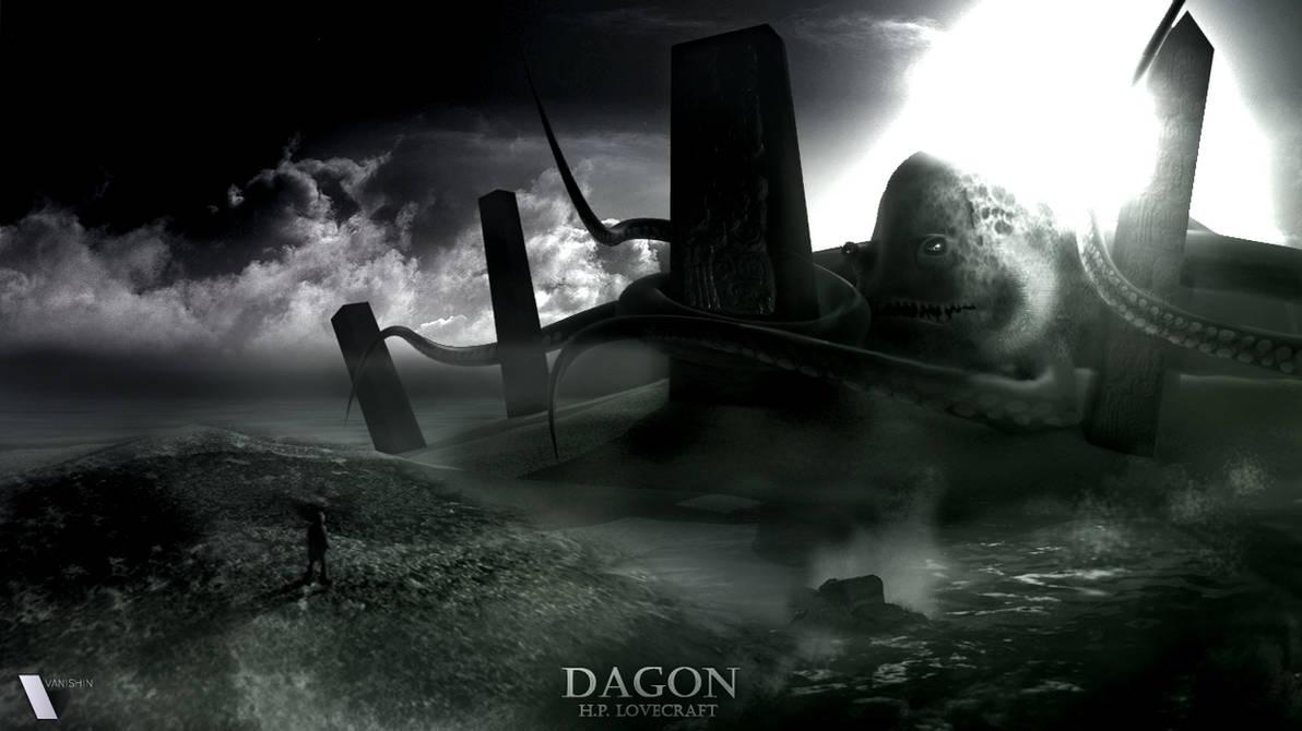 DAGON - Lovecraft by Vanishin