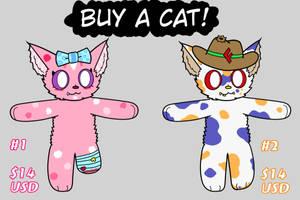 Cutie Kittens (OPEN)