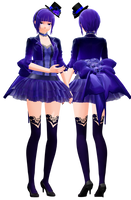 MMD DL: Lobelia (v.1) [CLOSED] by LilithZatsune